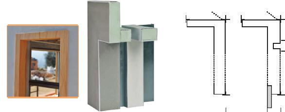 Migliorare isolamento termico delle finestre le nostre cornici - Imbotti in alluminio per finestre ...