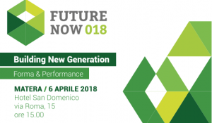 Termocasa è partner dell'evento Future Now - Matera 6 Aprile 2018